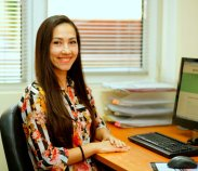 """Mary Dobkova from Mitra: """"Doing this job is like dancing on the bridge of daily challenges…"""""""