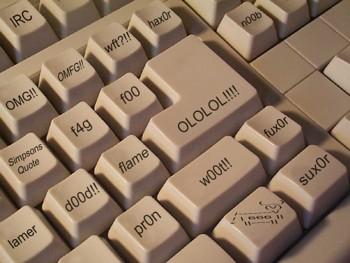 new internet words