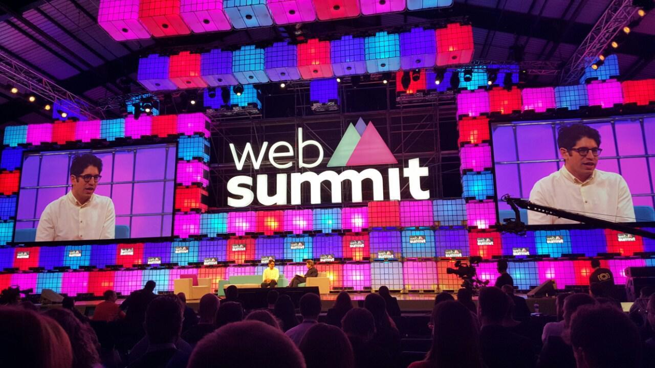 Eкип на Митра Транслейшънс на Web Summit 2015 (Dublin, Ireland)