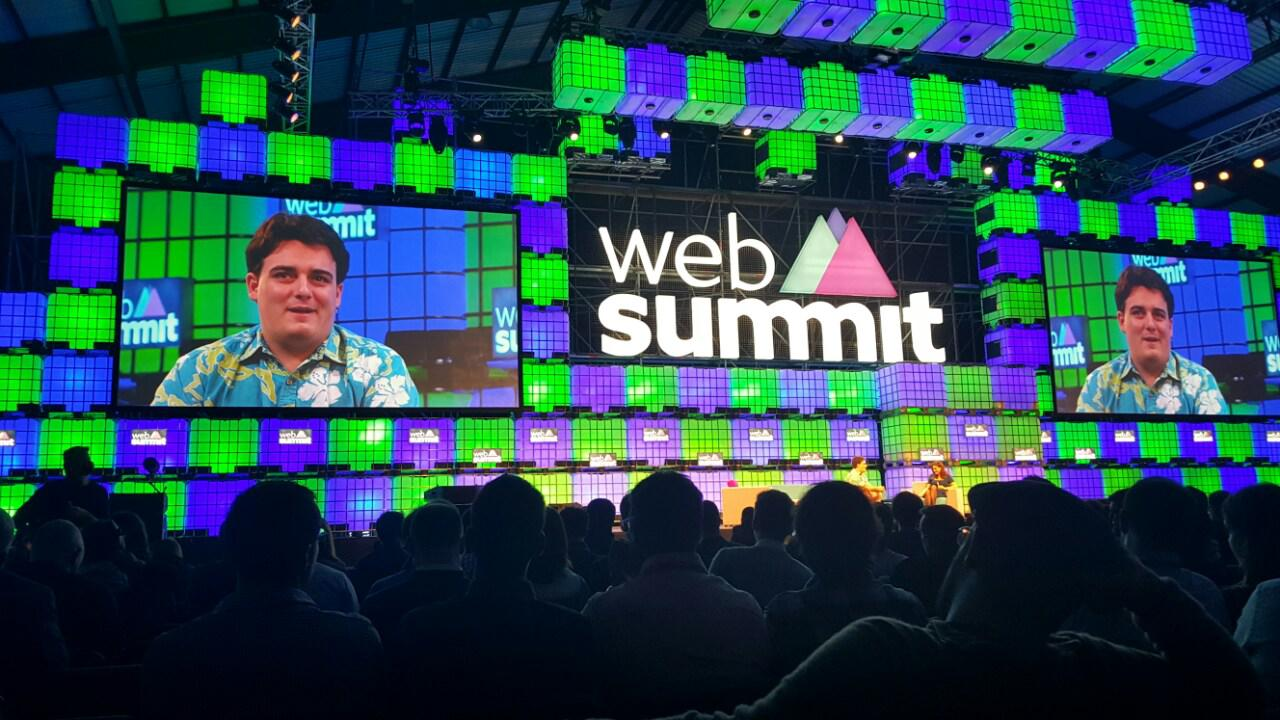 Mitra Translations attended Web Summit 2015 (Dublin, Ireland)