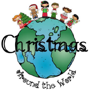 Christmas around the world (Part 1)