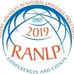 ranlp2019